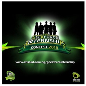 Etisalat Graduate Geek Force Internship