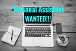 Personal assistant wanted